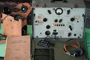 Средства КВ связи, поставлявшиеся в СССР по договору о «Ленд лизе».