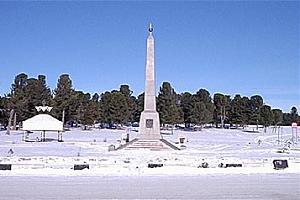 RDA GA-11 - перевал Семинский