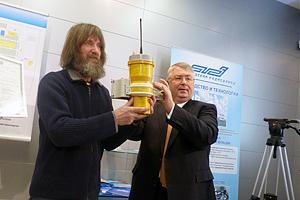 Федор Конюхов подал тестовый сигнал SOS из Гренландии