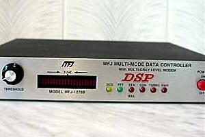 Комплектация модема MFJ-1278B/DSP