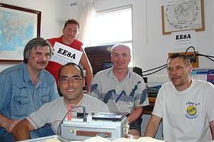 EE8A WPX CW 2007  или как мы ездили на Канары
