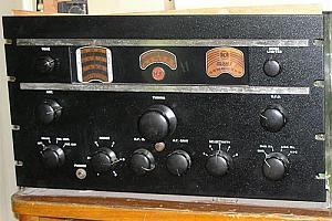 Первый эспонат моей радиоколлекции
