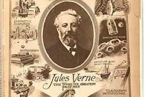 Жюль Верн и изобретения в области электро-радиотехники