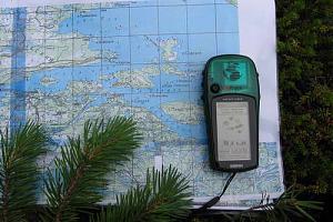 Радиоэкспедиция на Белое море с 19 по 30 июля 2008 - о-в Пежостров RDA RL14, RR 02-16.