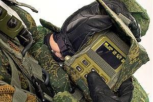"""Комплекс КРУС """"Стрелец"""" для боевой экипировки """"Ратник"""""""