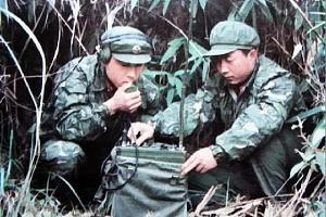 Краткая история развития китайской пехотной радиосвязи