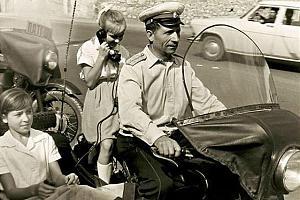 Радиостанции в отделах внутренних дел МВД СССР