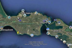 Радиоэкспедиция в Крым на маяк Чаудинский 22 мая 2018 года