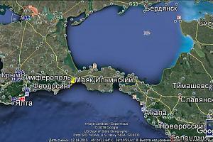 Радиоэкспедиция в Крым на маяк Ильинский