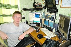 Дмитрия R4UAB, получившего фото с орбиты, зовут на работу в РКС