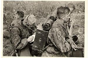 """Носимые радиостанции """"Torn. Fu. х"""" в Вермахте"""