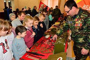Вторая техническая конференция радиолюбителей Славянского района