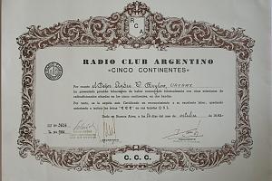 CCC (CINCO CONTINENTES COMUNICADOS)
