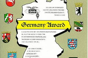 GERMANY AWARD
