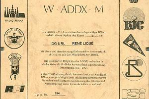 W-ADDX-M (WORKED ADDX MEMBERS AWARD)