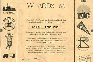 W-ADDX-M (WORKED ADDX MEMBERS AWARD)