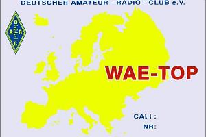 WAE TOP PLAQUE