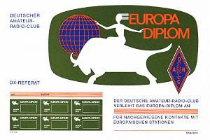 EUROPA (EUROPE DIPLOMA)