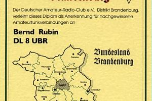 BRANDENBURG DIPLOM