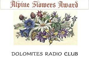 ALPINE FLOWERS AWARD