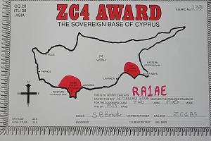 ZC4 AWARD