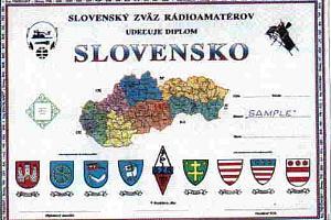 SLOVENSKO DIPLOM