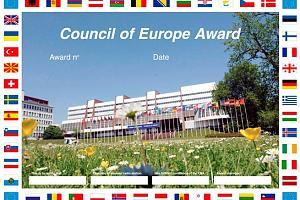 CEA (COUNCIL OF EUROPE AWARD)