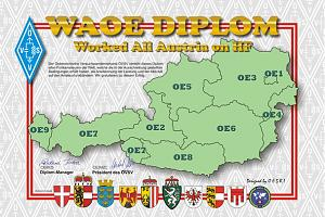 WAOE HF (WORKED ALL AUSTRIA)