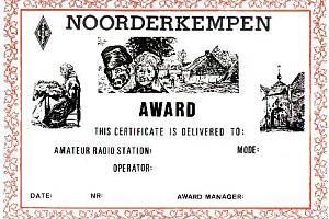 NOORDERKEMPEN AWARD
