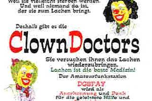 CLOWN DOCTORS - AWARD