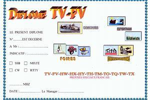 TV – FV AWARD