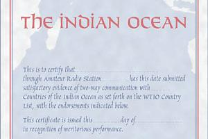 IO (THE INDIAN OCEAN)