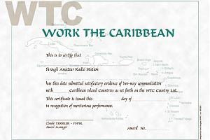 WTC (WORK THE CARIBBEAN)