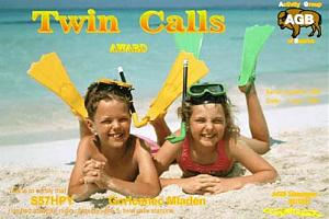 TWIN CALLS ( ПОЗЫВНЫЕ-БЛИЗНЕЦЫ)
