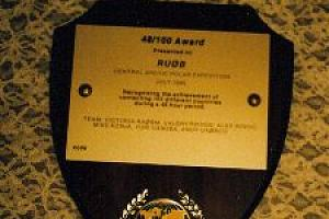 48 HOUR 100 NATION AWARD