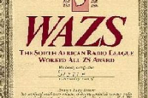 WAZS (WORKED ALL ZS)