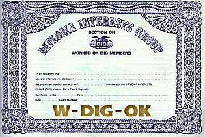 W-DIG-OK (WORKED OK DIG MEMBERS AWARD)