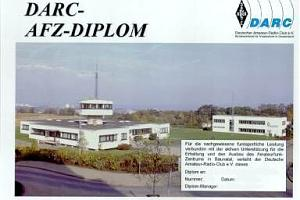 AFZ (AMATEURFUNKZENTRUM DIPLOM)
