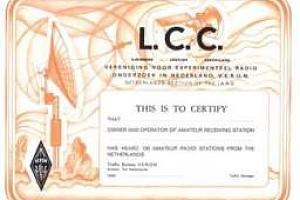 LCC (LISTENERS CENTURY CLUB)