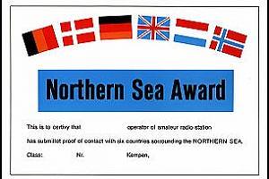 NORTHERN SEA AWARD