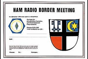 HAM RADIO BORDER MEETING
