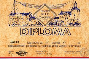 DIPLOMA ZAGREB