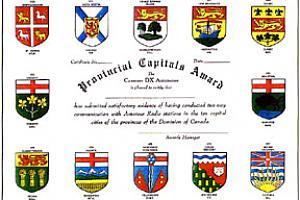 PROVINCIAL CAPITALS AWARD