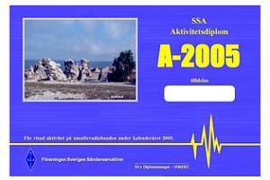 SWEDISH ACTIVITY AWARD
