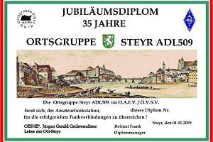 ADL 509 - 35 Jahre OG Steyr