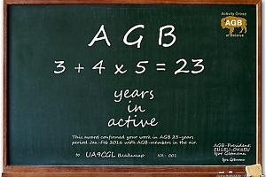 AGB 23 YEARS
