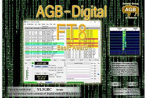 AGB-Digital-JT-FT8 award серия