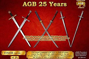 AGB-25 years