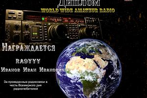 World wide Amateur radio