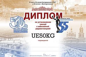 50 лет Костромской ГРЭС и 55 лет городу Волгореченску